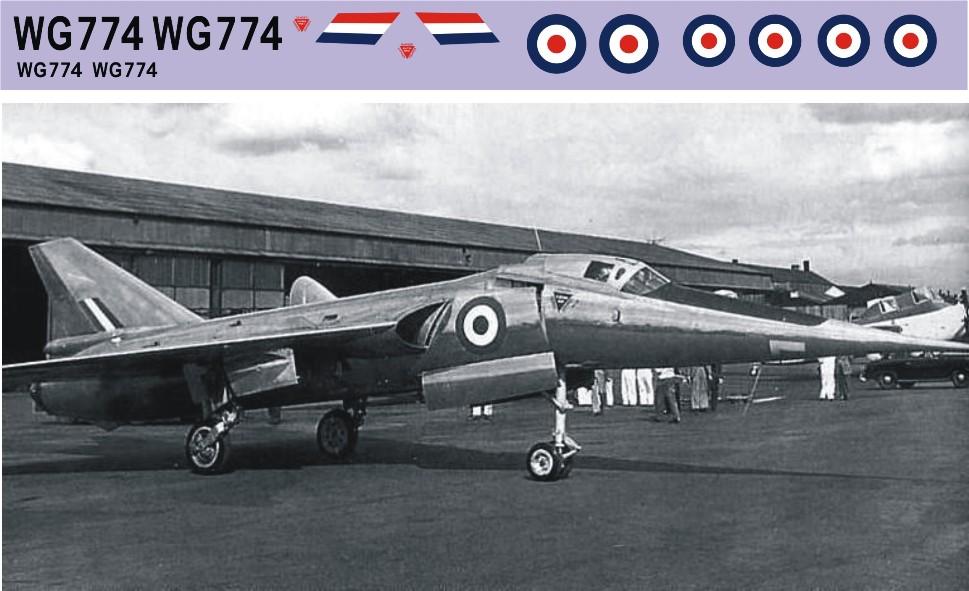 "Декаль Fairey Декаль Fairey ""Delta"" II (F333) Image"