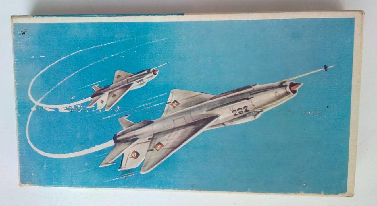 Plasticart MiG-21 Image
