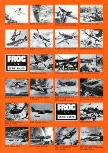 Catalogue FROG 1971. French issue. Page 2