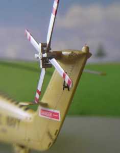 "Westland ""Wessex"" (No.845 Sqd. FAA, HMS ""Albion"") - автор Е.Некрасов"