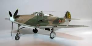 "Bell P-400 ""Airacobra"", 16\BX728, ВВС РККА - Frog Models Appreciation Page"