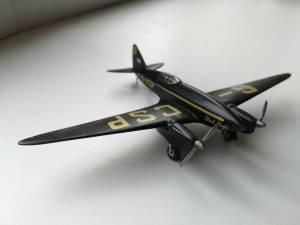 "De Havilland DH.88 ""Comet"""