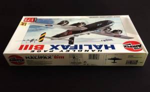 """Handley Page Halifax BIII"", 06008, Airfix"