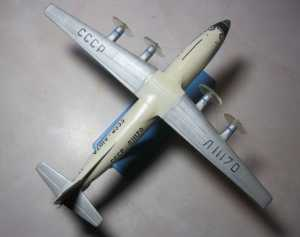 Ан-10А - автор В.Троицкий