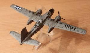 "Douglas A-26 ""Invader"" - автор С.Васюткин"