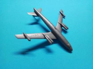"""Boeing B-47 """"Stratojet"""" - модель собранная в состоянии """"из коробки"""""""