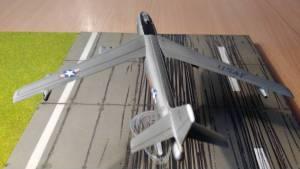 "Boeing B-47 ""Stratojet"" - автор модели С.Васюткин"