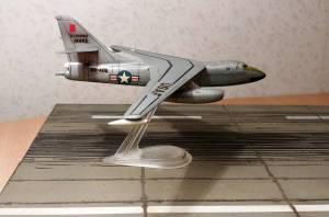 """Douglas B-66 """"Destroyer"""" - автор модели С.Васюткин"""