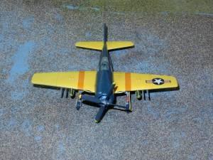 "Grumman F8F-2 ""Bearcat"""