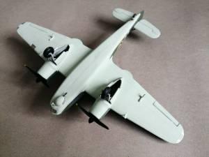 "Bristol ""Beaufort"" Mk.II - модель с аукциона eBay, август 2020 г."
