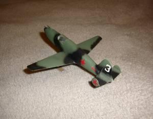 БИ (номер 3) - третий прототип, 1943 г. Автор - М.Соловьев