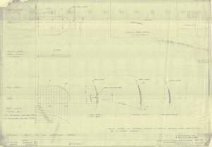 Blerioy XI - оригинальный чертеж модели FROG