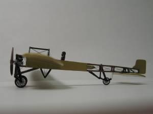 "Bleriot XI ""Traverser la Manche"" - автор модели А.Гурский (Karopka.ru)"
