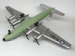 """Bristol """"Britannia"""", XL637, RAF"""