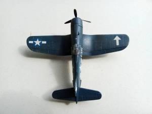 """Vought F4U-1D """"Corsair"""" - автор модели С.Васюткин"""