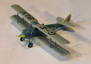 "DH.60 ""Gipsy Moth"""