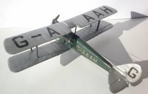 """DH.60 """"Gipsy Moth"""", G-AAAH - автор Владимир (Redvostok)"""