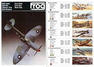 Catalogue FROG 1976. International Edition