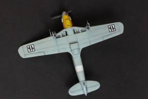 """FIAT G.55 """"Centauro"""", 7, ANR, 1945"""