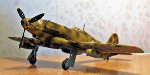 "FIAT G.55 ""Centauro"" - автор С.Васюткин"