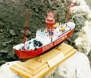 """""""South Goodwin"""" - модель с электрификацией из коллекции Спасова (г.Кишинев)"""