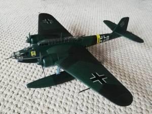 Heinkel He-115B-1, 6I+GH, 1./Ku.Fl.Gr.706, 1942