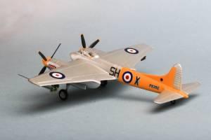 """De Havilland """"Hornet"""" F.Mk.3, PX392\SH-X, FAA"""