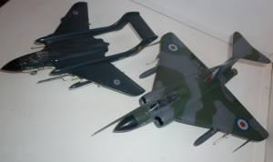 "Gloster ""Javelin"" FAW.9 - автор Владимир (Redvostok)"