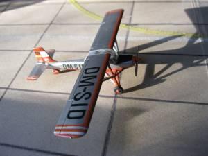 """Aero L-60 """"Brigadýr"""" - автор модели В.Троицкий"""