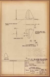 Lavochkin La-7 - сканированный лист
