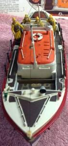 RNLI North Sea Lifeboat