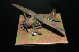 """Westland """"Lysander"""" Mk.III, V9557, No.45 Sqd.RAF"""