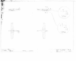 """Miles """"Magister"""" - оригинальные чертежи модели FROG"""