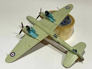 """Martin """"Maryland"""" Mk.II, P-XS\AR705, 431 Flight RAF, 1941"""