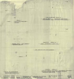 "Miles M.27 ""Master"" Mk.III - оригинальный чертеж модели FROG"