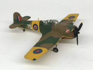 "Miles M.27 ""Master"" Mk.III - модель с аукциона eBay, 2019"