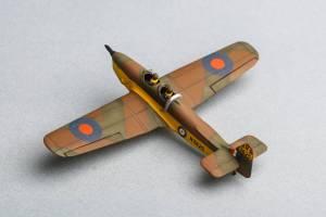 "Miles M.14 ""Magister"", N3825, RAF"