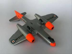 "Gloster G.41K ""Meteor"" F.8 - модель с аукциона eBay, 2019 г."
