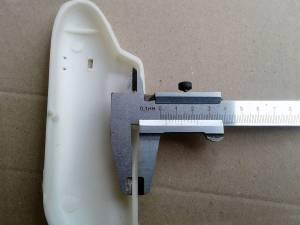 """""""Вертолет МИ-4"""" - максимальная толщина пластика отливок позднего выпуска составляла более 3,5 мм"""