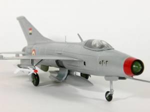 """MiG-21 """"Fishbed"""" - автор М.Чизганов, фото  С.Боровик"""