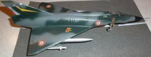 "Dassault ""Mirage"" IIIE\O, 3-10, Escadron de Chasse 1/3 ""Navarre"", Nancy, 1972 - автор Владимир (Redvostok)"