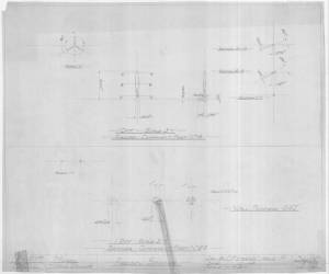 Morrane Saulnier 406 - оригинальный чертеж FROG (IMA)