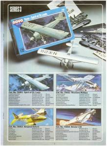 Каталог Novo Toys Limited 1976 года \ Catalogue Novo Toys Limited 1976