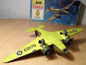 """Airspeed """"Oxford"""" - автор С.Васюткин"""