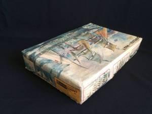 """Pourquoi Pas?"" - коробка ПО ""Сихарули"" с логотипом фирмы ""Novoexport"", 1980-е гг."