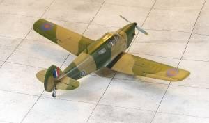 "Percival ""Proctor"" Mk.IV, RM221, RAF, 1942 - автор модели Денис Догадов"