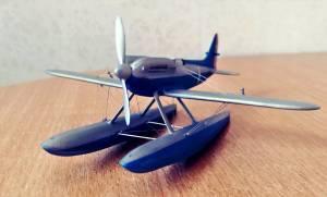 Supermarine S.6B, S1595, №1