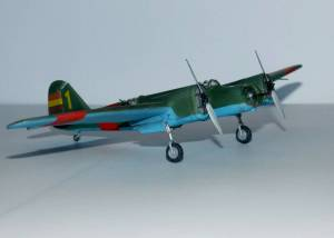 """Tupolev SB-2 Katyuska"". FROG. F.176"