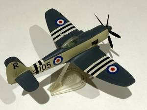 """Hawker """"Sea Fury"""" FB.Mk.11, VR943\105, Royal Canadian Navy"""