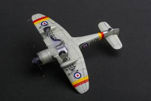 "Hawker ""Sea Fury"" FB.Mk.11, 109/ST (WE683), 1831 NAS, FAA"
